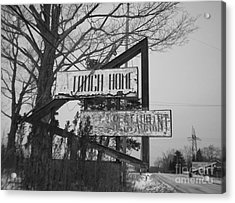 Acrylic Print featuring the photograph Home Cooking  by Michael Krek