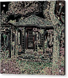 Home Entrance Acrylic Print