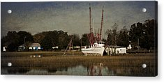 Home For The Day Acrylic Print