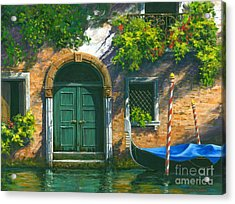 Home Is Where The Heart Is Acrylic Print by Michael Swanson