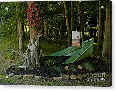 Home Life Acrylic Print by Timothy J Berndt