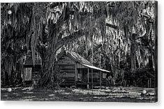 Home Long Forgotten Acrylic Print