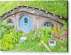 Home Of Hobbiton 1 Acrylic Print by Lanjee Chee