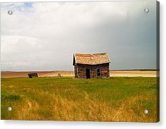 Home On The Range  Acrylic Print by Jeff Swan