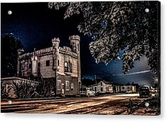 Home Sweet Castle Acrylic Print by Ray Congrove