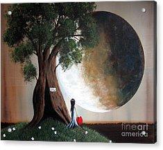 Home Sweet Home By Shawna Erback Acrylic Print by Shawna Erback