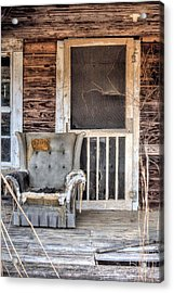 Home Sweet Home Acrylic Print by JC Findley