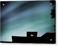 Acrylic Print featuring the photograph Home Worlds by Kellice Swaggerty