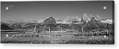 Homestead 101 Acrylic Print by Beve Brown-Clark Photography