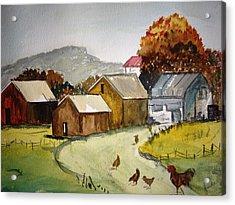 Homestead 2 Acrylic Print