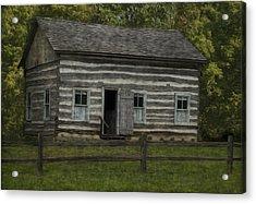 Homestead 3 Acrylic Print by Jack Zulli