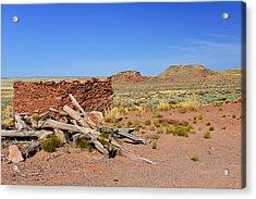Homolovi Ruins State Park Arizona Acrylic Print
