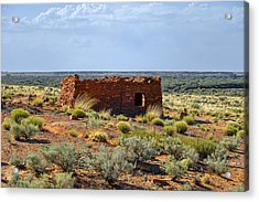 Homolovi Ruins State Park Az Acrylic Print