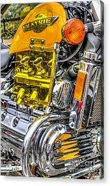 Honda Valkyrie 1 Acrylic Print by Steve Purnell