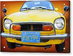 Honda Z600 Coupe I I Acrylic Print