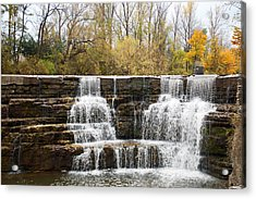 Honeoye Falls 2 Acrylic Print by Aimee L Maher Photography and Art Visit ALMGallerydotcom
