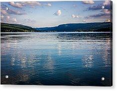 Honeoye Lake Acrylic Print