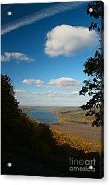 Honeoye Lake View Acrylic Print