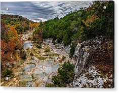 Honet Creek 2 Acrylic Print by Doug Long