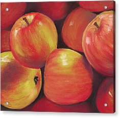 Honeycrisp Apples Acrylic Print