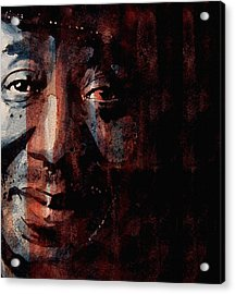 Hoochie Coochie Man Acrylic Print by Paul Lovering