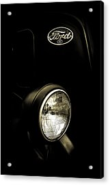 Acrylic Print featuring the photograph Hood by Russell Styles