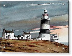 Hook Lighthouse Wexford Acrylic Print