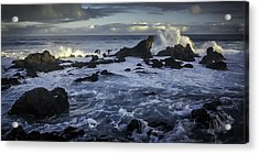 Hookipa Beach Sunrise Acrylic Print