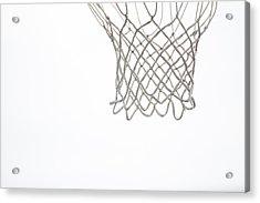 Hoops Acrylic Print