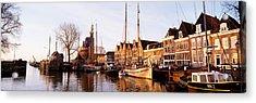 Hoorn, Holland, Netherlands Acrylic Print