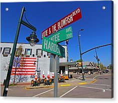 Hootie And The Blowfish Blvd Acrylic Print