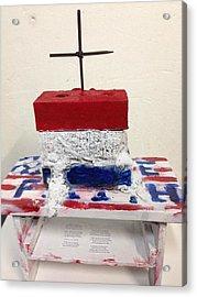 Faith And Hope Acrylic Print