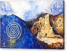Hopi Spirit Acrylic Print