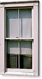 Hopper Was Here Acrylic Print by Ira Shander