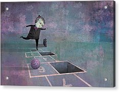 Hopscotch2 Acrylic Print