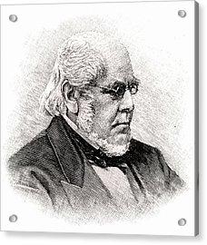 Horatio Allen Acrylic Print by Universal History Archive/uig
