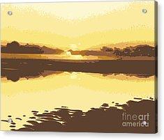 Horizon 2 Acrylic Print