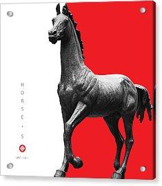 Horse 5 Acrylic Print