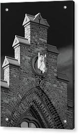 Horsehead   8256 Acrylic Print by Guy Whiteley