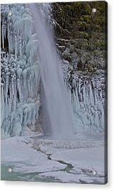 Horsetail Falls 120813 Cu B Acrylic Print