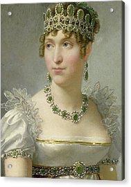 Hortense De Beauharnais Acrylic Print