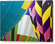 Hot Air Balloon Acrylic Print by Marcia Colelli