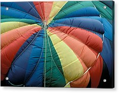Hot Air Balloons Acrylic Print by Gail Maloney
