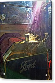 Hot Ford Acrylic Print