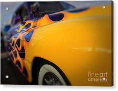 Hot Ride Acrylic Print
