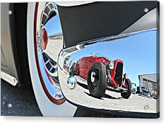 Hot Rod Reflecton  Acrylic Print