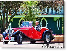 Acrylic Print featuring the photograph Hot Summer Day... by Al Fritz
