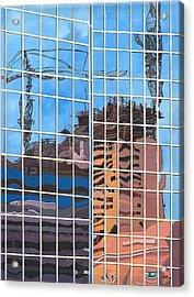 Hotel Rising Acrylic Print