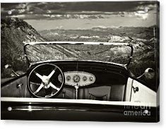 Acrylic Print featuring the photograph Hotrod Dream by Adam Olsen