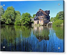 Houghton Mill Acrylic Print